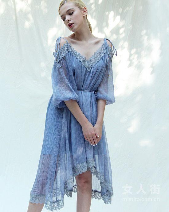 女生变美神器,春夏就靠连衣裙